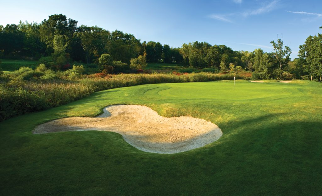 Hearn's Island Hills redesign in Centreville, Michigan, is earning raves for its 3, 5, 7, and 12-hole setups, offering new or busy golfers more chance to play.