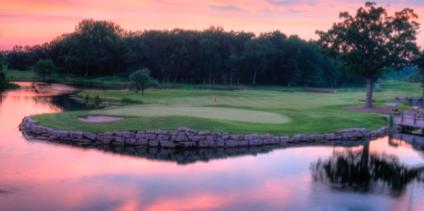 Lakeside Golf Club in Wheaton, Illinois.