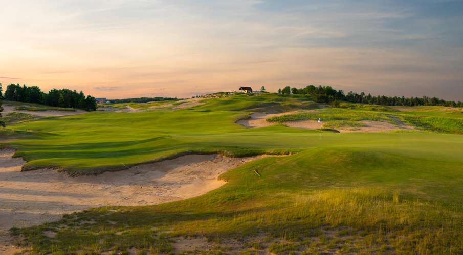 Cover Story: Sand Valley
