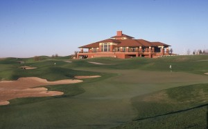 Harborside's exquisite, 24,000-sq. ft. clubhouse. Photo courtesy KemperSports.