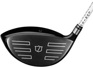 The Wilson D-100 driver uses the same 'Super Light' technology of the irons.