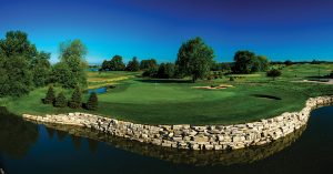 Ray Hearn's renovation of his own design at Mistwood Golf Club in Romeoville, Illinois, has earned a Renovation of the Year from critics and applause from golfers.